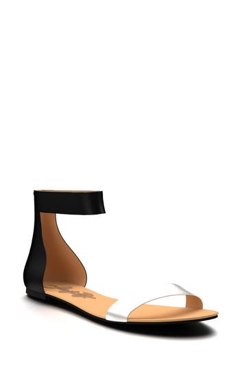 Women's Shoes Of Prey Ankle Strap Sandal