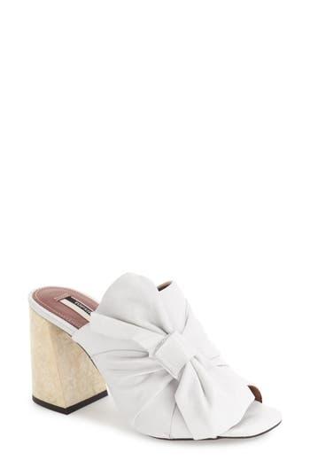 Women's Topshop 'Prosecco' Square Toe Mule