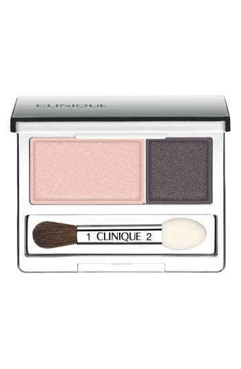 Clinique 'All About Shadow' Eyeshadow Duo - Uptown Downtown