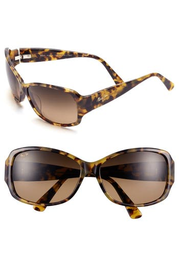 Women's Maui Jim Nalani 61Mm Polarizedplus2 Sunglasses -