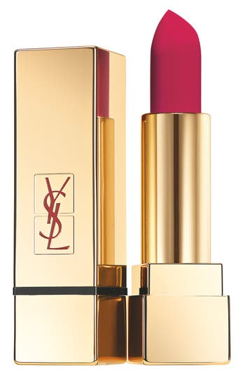 Yves Saint Laurent Rouge Pur Couture The Mats Lipstick - 208 Fuchsia Fetiche