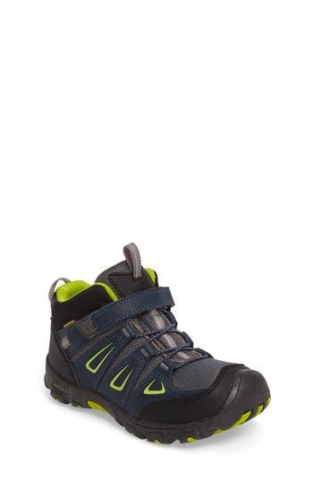 Boy's Keen 'Oakridge' Waterproof Hiking Boot