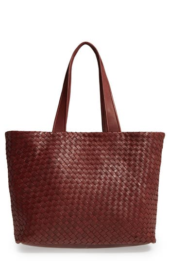 Robert Zur Rina Leather Tote -