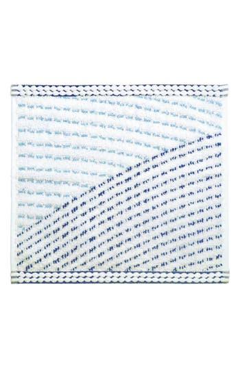John Robshaw Sazid Washcloth, Size One Size - Blue