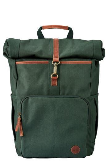 Men's Timberland Walnut Hill Rolltop Backpack - Green