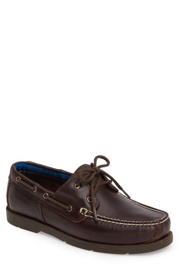 Men's Timberland Piper Cove Fg Boat Shoe, Size 11 M - Brown