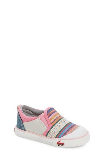 Toddler Girl's See Kai Run Italya Slip-On Sneaker