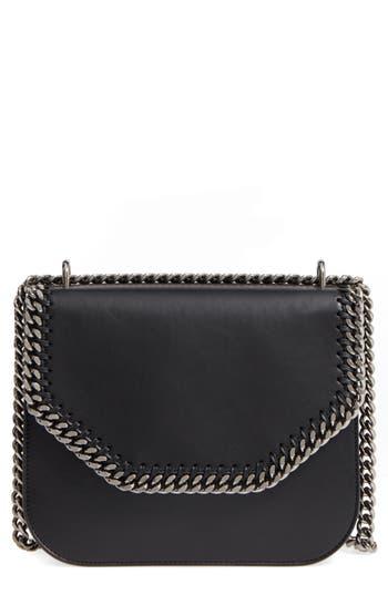 Stella Mccartney Falabella Box Faux Leather Crossbody Bag -