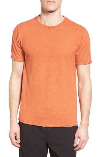 Men's Gramicci Camura T-Shirt, Size Small - Orange