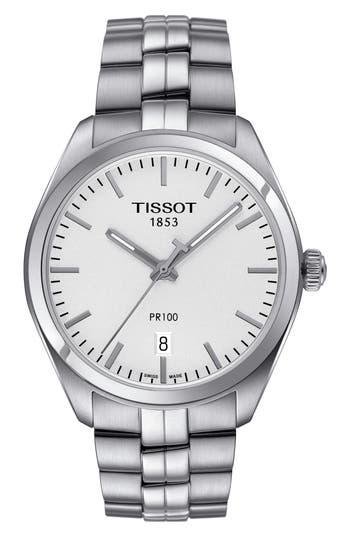 Tissot Pr100 Bracelet Watch, 39Mm