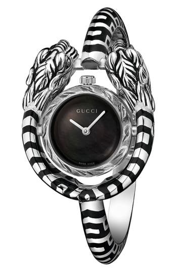 Women's Gucci Dionysus Bangle Watch, 23Mm