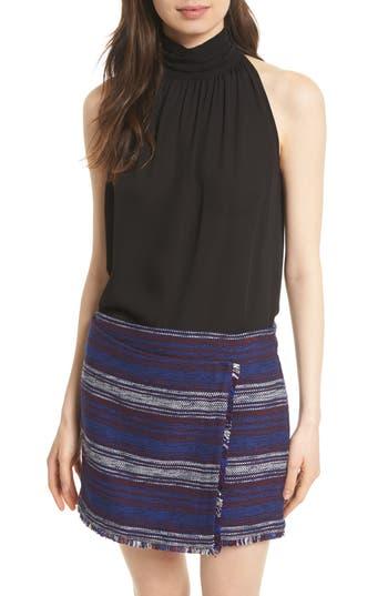 Women's Joie Erola Sleeveless High Neck Silk Top