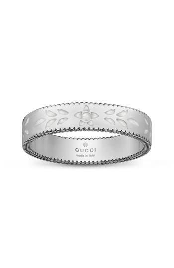 Women's Gucci Icon Thin Band Ring