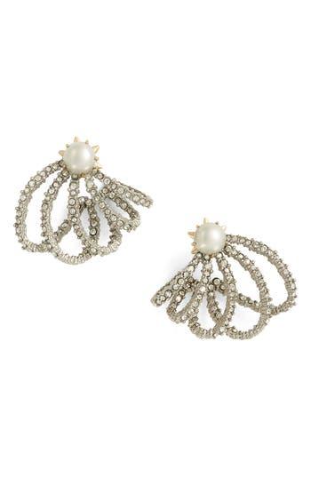 Women's Alexis Bittar Orbiting Crystal Earrings