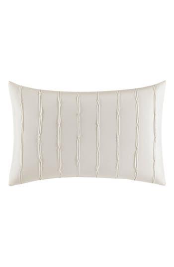 Vera Wang Passementerie Breakfast Silk Accent Pillow, Size One Size - Beige