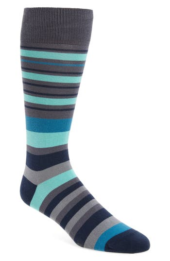Men's Paul Smith Fern Stripe Socks