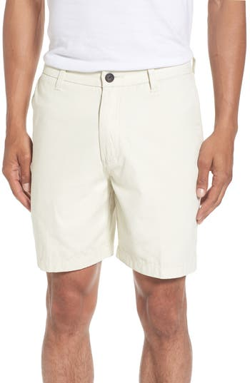 Quiksilver Waterman Collection Shortie Chino Shorts, White
