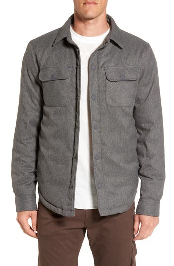 Men's Prana Showdown Shirt Jacket