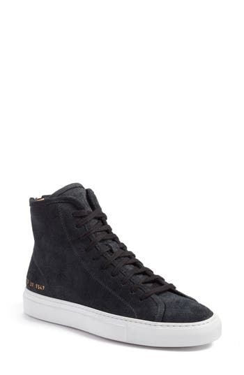 Women's Common Projects Tournament High Top Sneakers