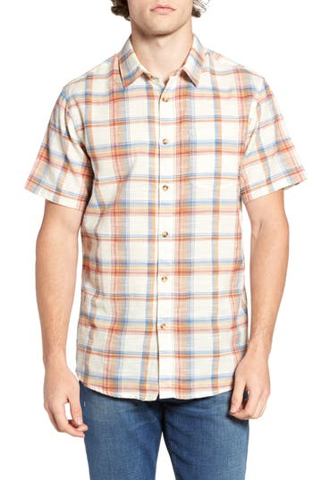 Men's Billabong Hyde Plaid Woven Shirt