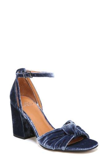 Women's Sarto By Franco Sarto Edana Knotted Block Heel Sandal