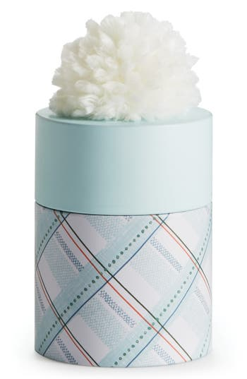 Illume Pompom Scented Candle Tin, Size One Size - Blue