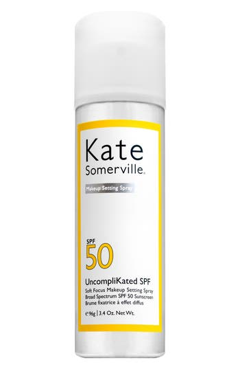 Kate Somerville Uncomplikated Spf Makeup Setting Spray Spf 50