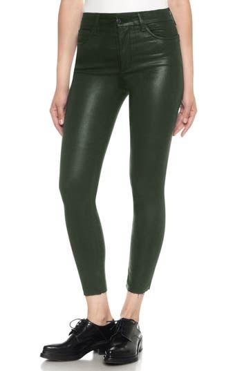 Women's Joe's Charlie Coated High Waist Ankle Skinny Jeans