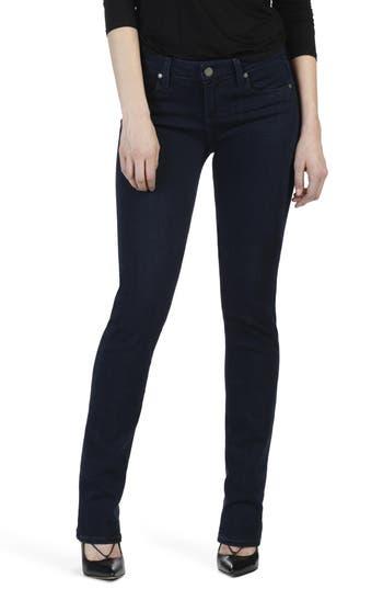 Women's Paige Transcend - Skyline Straight Leg Jeans