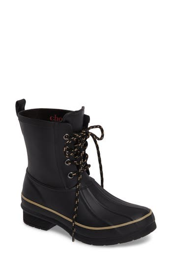 Women's Chooka Classic Lace-Up Duck Boot