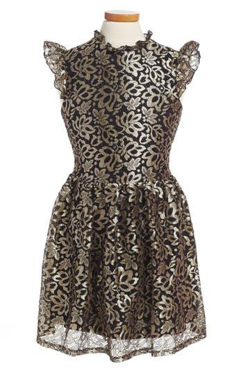 Girl's Penelope Tree Hazel Lace Dress