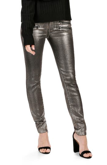 Women's Rosie Hw X Paige Stevie High Waist Skinny Jeans