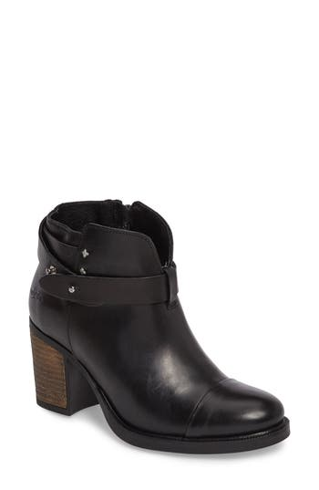 Bos. & Co. Bonne Waterproof Bootie - Black