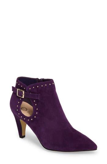 Bella Vita Delfina Pointy Toe Bootie, Purple