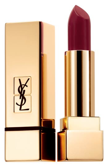 Yves Saint Laurent Rouge Pur Couture The Mats Lipstick - 222 Black Red Code