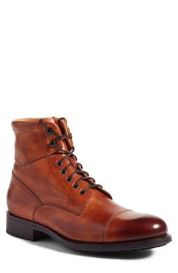 Men's Magnanni Peyton Cap Toe Boot