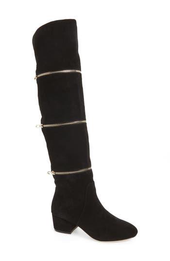 Women's Botkier Grace Zip Over The Knee Boot