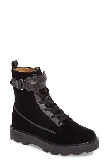 Calvin Klein Vanora Boot, Black
