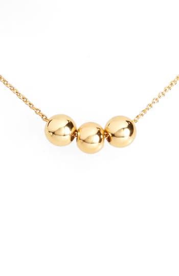 Women's Gorjana Newport Beaded Necklace