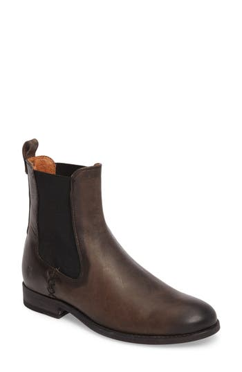 Frye Melissa Chelsea Boot, Brown