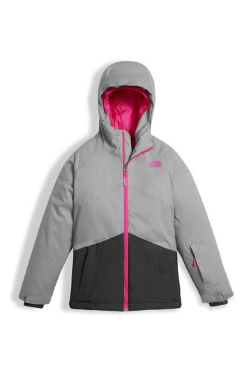 Girl's The North Face Brianna Heatseeker™ Insulated Waterproof Jacket