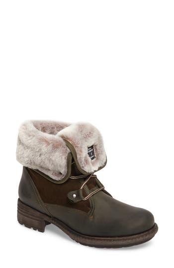 Bos. & Co. Springfield Waterproof Winter Boot, Green