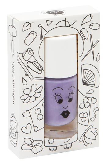 Nailmatic Water-Based Nail Polish - Purple