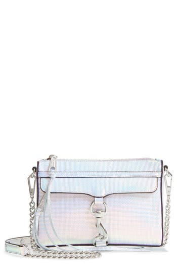 Rebecca Minkoff Mini MAC Convertible Crossbody Bag -