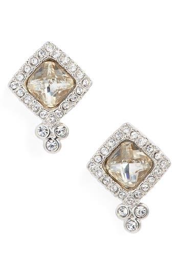 Women's Jenny Packham Crystal Stud Earrings