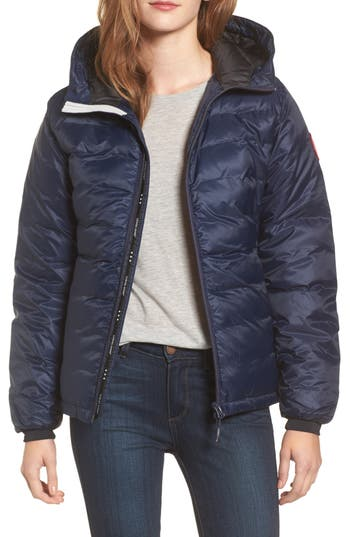 Canada Goose Camp Down Jacket, (0) - Blue