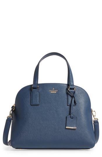 Kate Spade New York Cameron Street - Lottie Leather Satchel - Blue