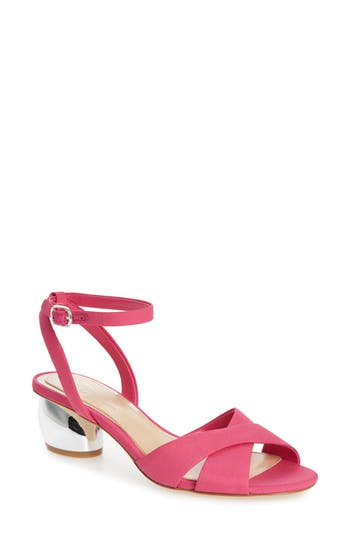 Women's Imagine By Vince Camuto Leven Sandal, Size 8 M - Red