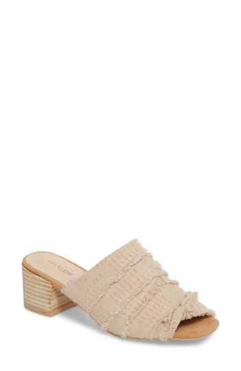 Women's Kelsi Dagger Brooklyn Seigel Slide Sandal, Size 7 M - Beige