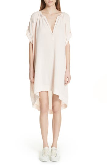 Atm Anthony Thomas Melillo Gauze Dress, Pink